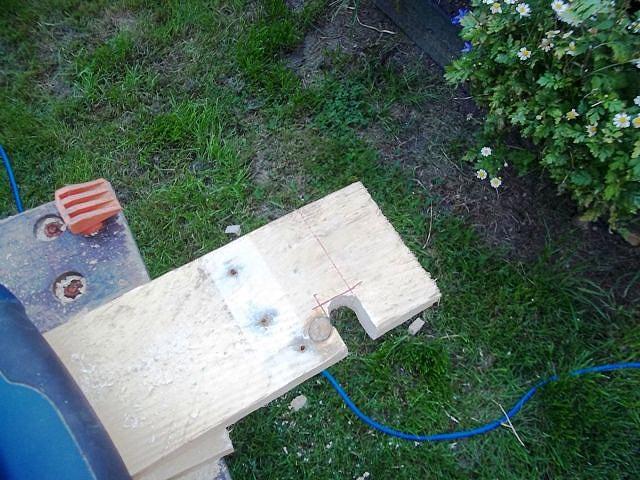 ... DIY   Pyramid Garden Planter ...