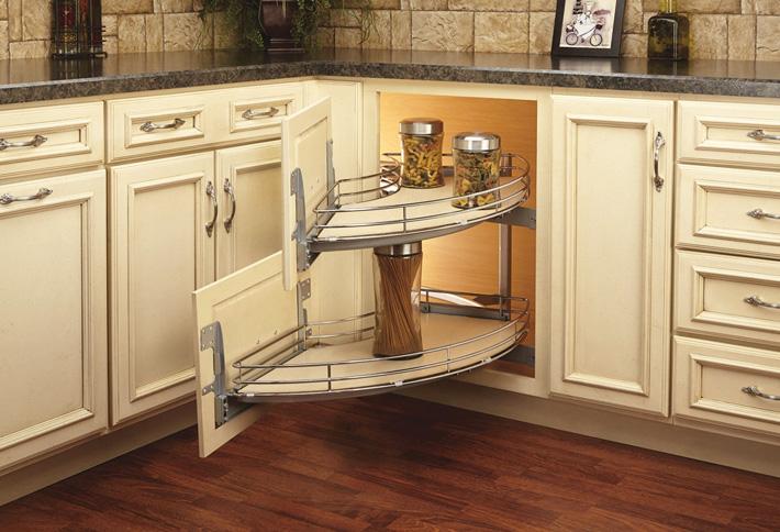 Efficient Kitchen Storage Ideas