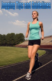 Jogging Tips and Guidelines