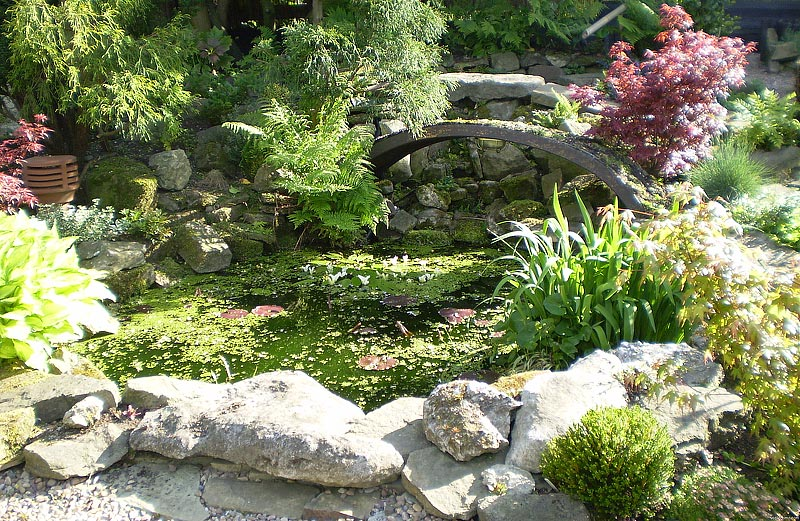 Genial ... Stunning Rock Garden Design Ideas (6) ...