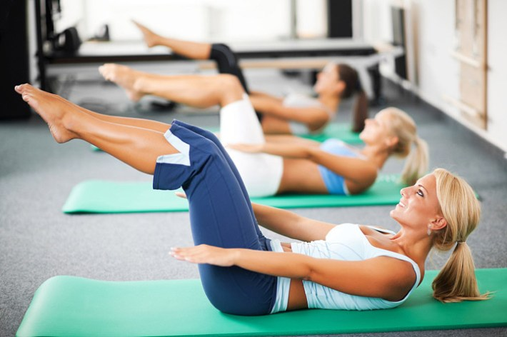 Common Pilates Back Injuries to Avoid