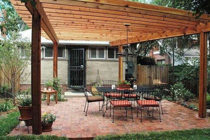 DIY – Brick Paver Patio