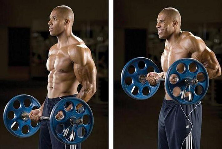3-Day Workout Plan for the Best Arms