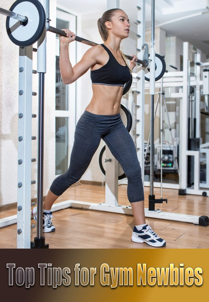 Don't be Afraid of the Gym – Tips for Gym Newbies