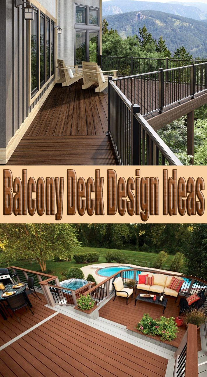 Quiet Corner:Balcony Deck Design Ideas - Quiet Corner