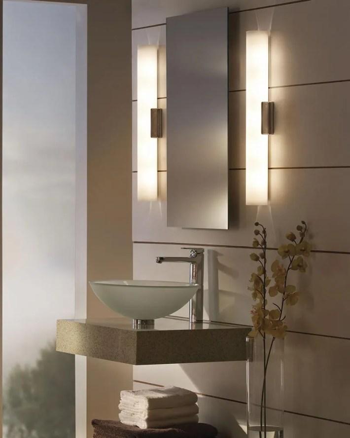 Quiet corner bathroom light fixtures tips quiet corner for Bathroom 8 light fixtures