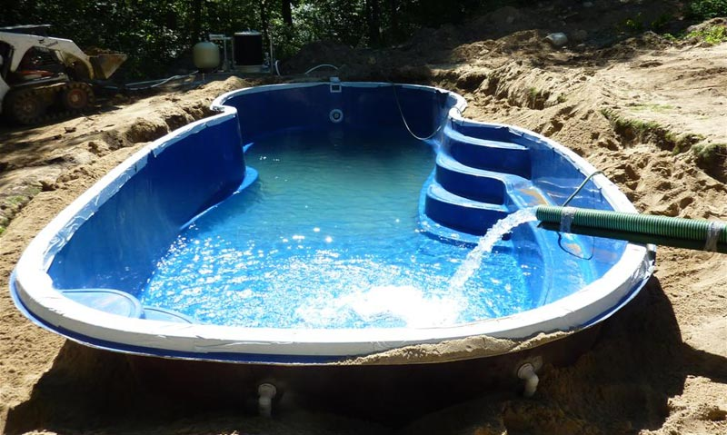 Quiet Corner Diy Fiberglass Pool Kit Mistakes And Considerations Quiet Corner