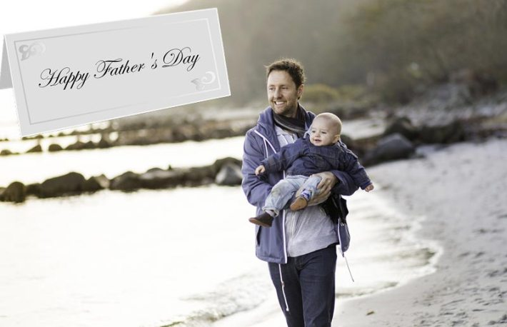 Happy Father's Day - What to write in a Father's Day card
