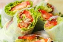 Summer Rolls with Avocado (GF, DF)
