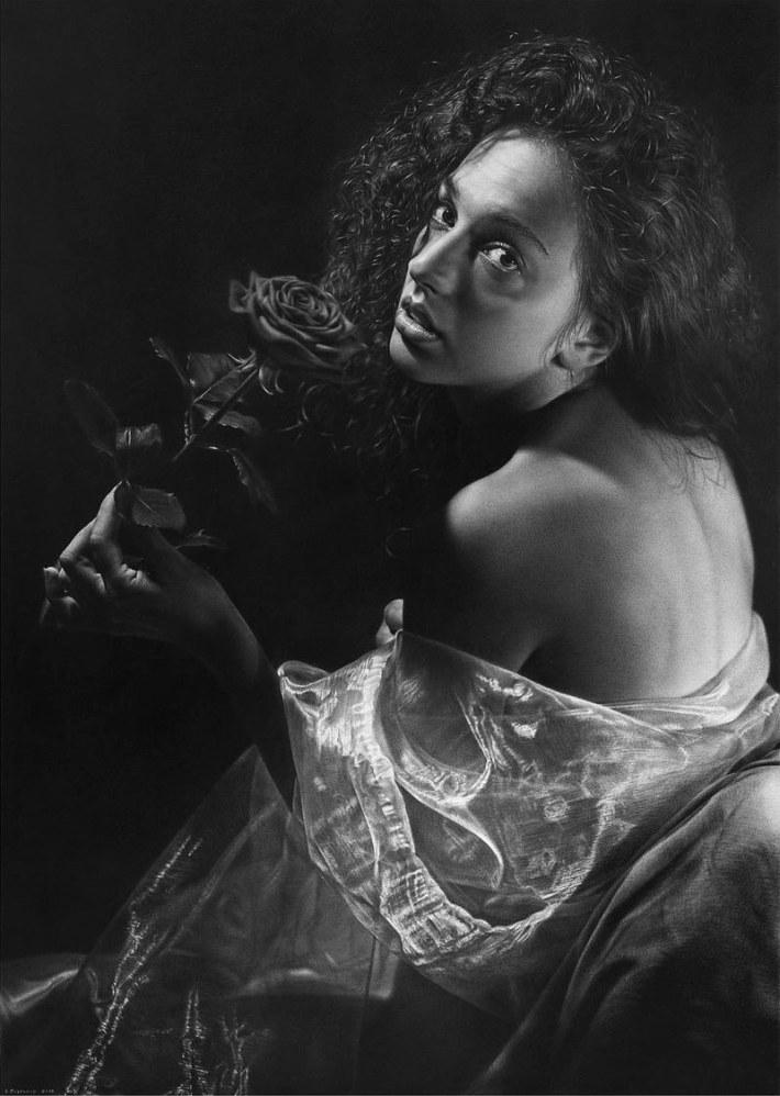 Hyperrealistic Drawings by Emanuele Dascanio