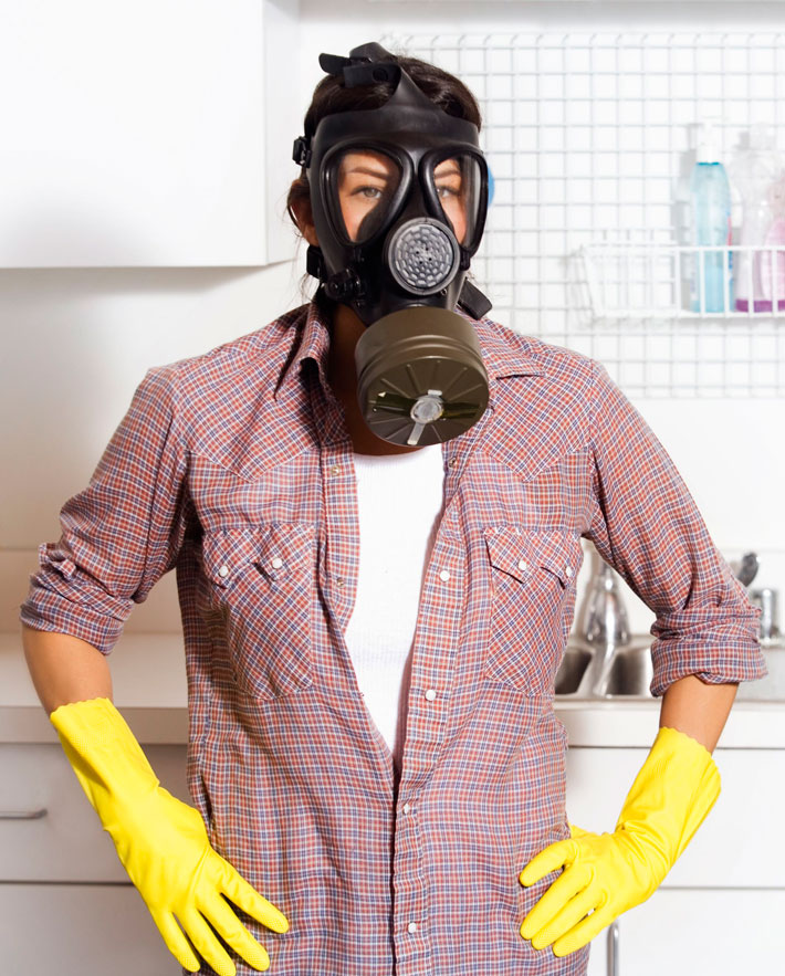 8 Tips for Getting Rid of a Musty Smell in the Home