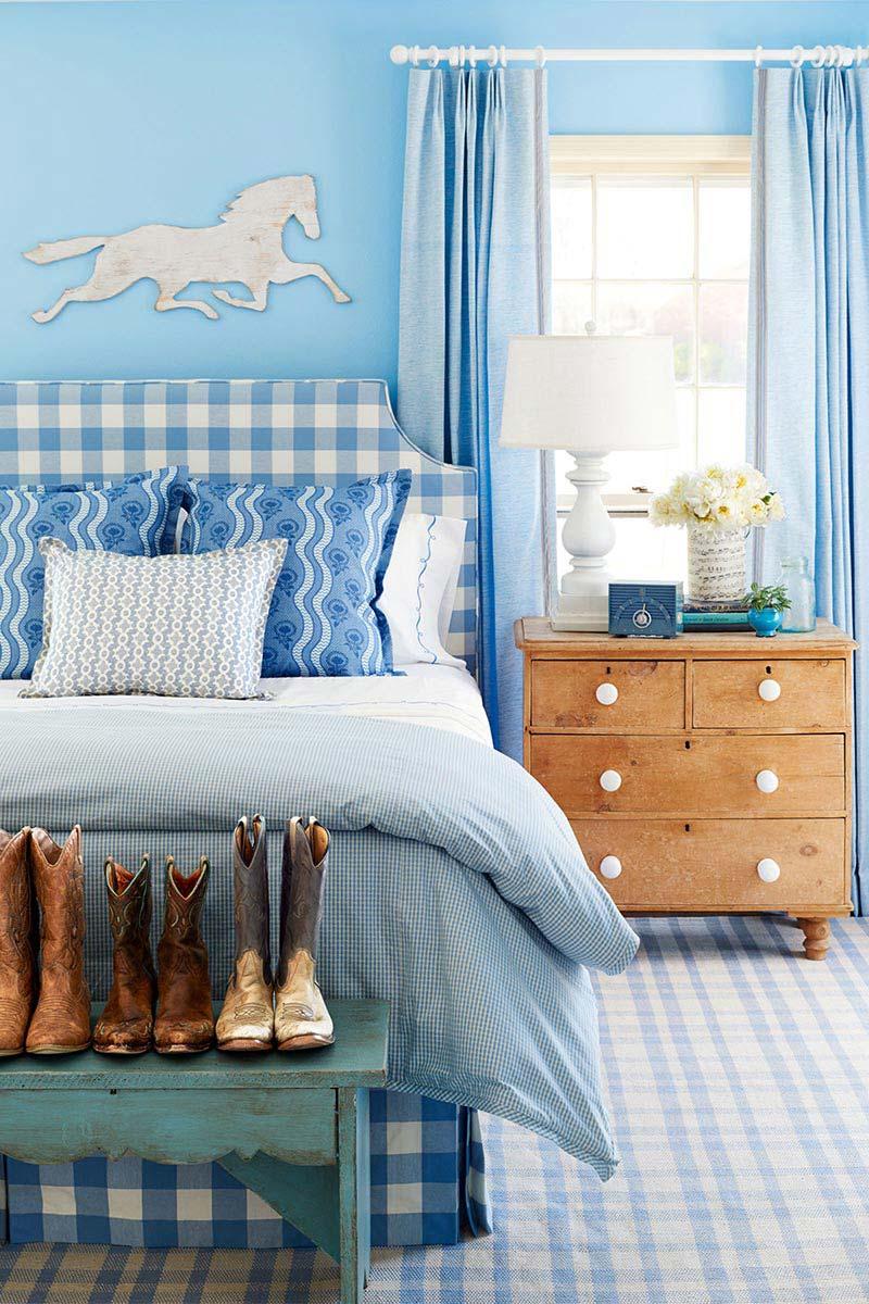 quiet cornerblue bedroom ideas and tips  quiet corner
