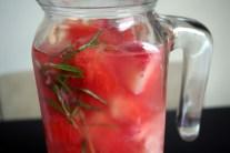 Strawberry Vitamin Detox Water