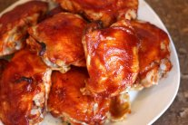 Super Moist Oven Baked BBQ Chicken