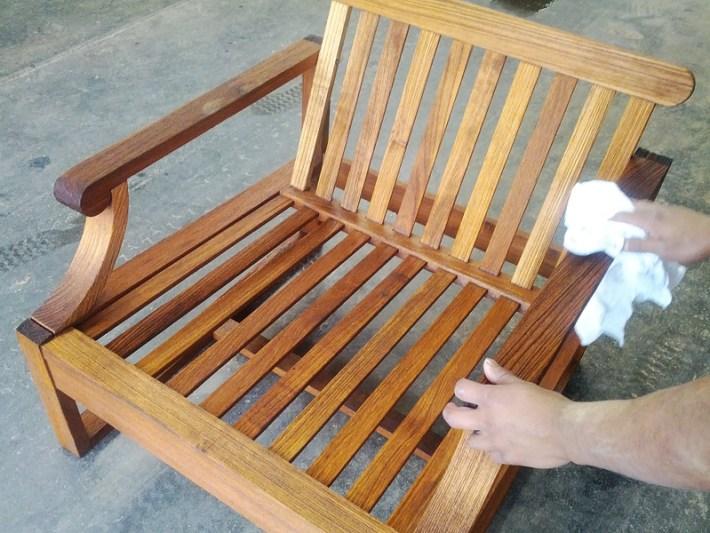 Teak Furniture Care and Maintenance