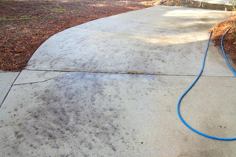 How to Clean Concrete & Stain Removal Tips