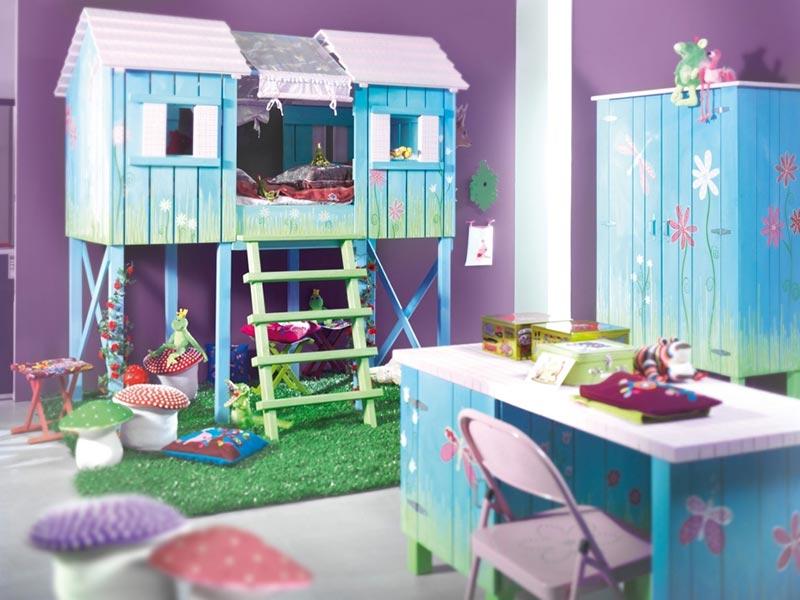 Quiet corner lovely kids bedroom designs quiet corner - Fotos de cuartos de ninos ...