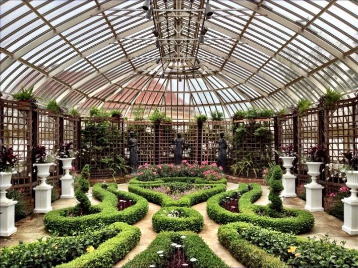 10 of the Most Amazing Indoor Gardens