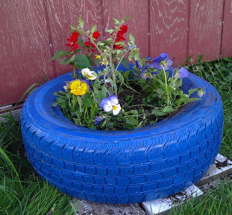 Quiet Corner Container Gardening Ideas: Quiet Corner:Ideas For Container Gardens