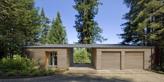 Sebastopol Residence by Turnbull Griffin Haesloop Architects