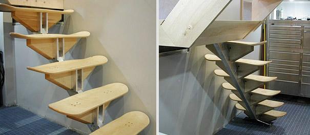 Quiet Corner Unique And Creative Staircase Designs Quiet