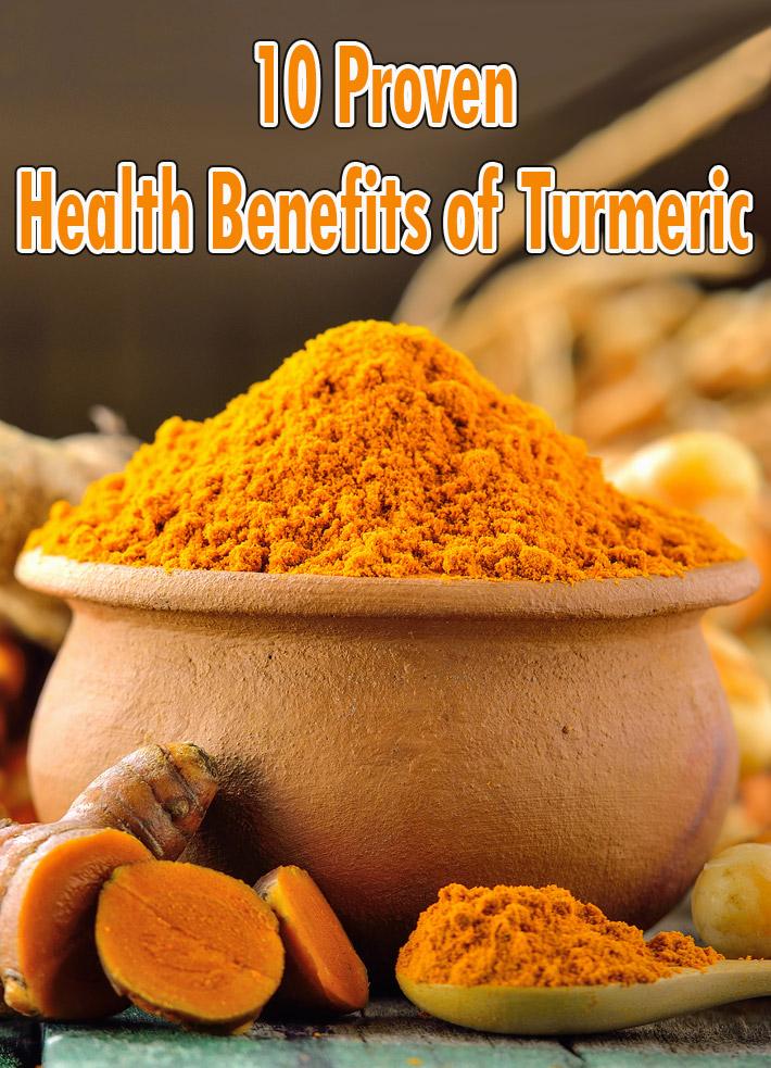 10 Proven Health Benefits of Turmeric - Quiet Corner