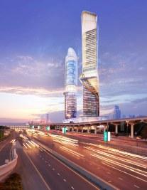 Rosemont Hotel and Residences Dubai - Rainforest Hotel