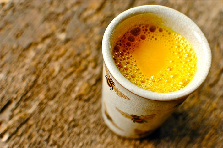 Turmeric Power - How to Make Golden Milk
