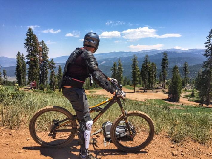 5 Beautiful Mountain Bike Routes in California