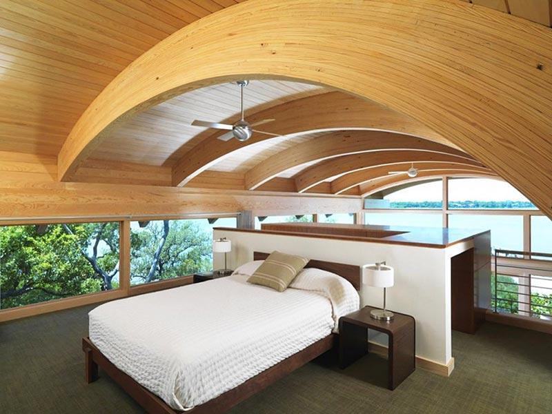 Quiet Corner Attic Space Interior Design Ideas Quiet Corner