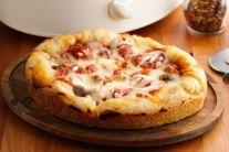 Crock Pot Pizza Casserole Recipe