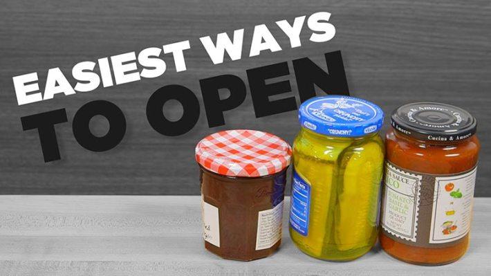 Open a Stubborn Jar in 5 Seconds