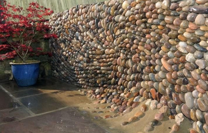 Amazing Free-form Stonework Breaks the Mold