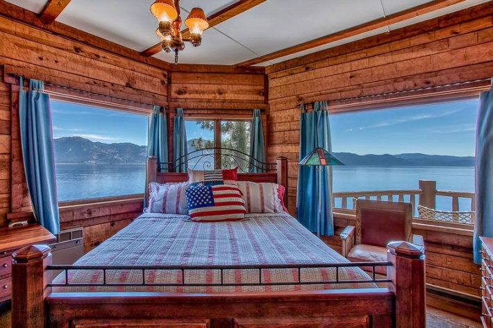 Summertide - Howard Hughe's Lake Tahoe Retreat