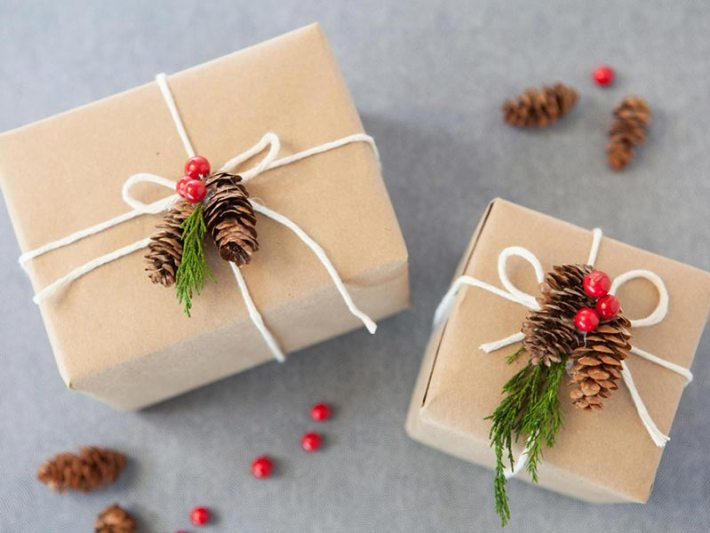 Easy Christmas Gift Wrapping Ideas