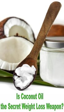 Is Coconut Oil the Secret Weight Loss Weapon