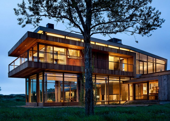 Big Timber Riverside Residence
