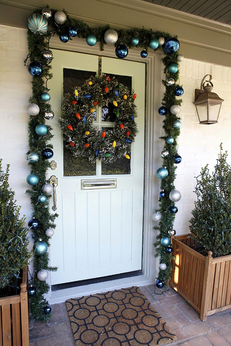 front door ideas corner front door decorations corner 13325