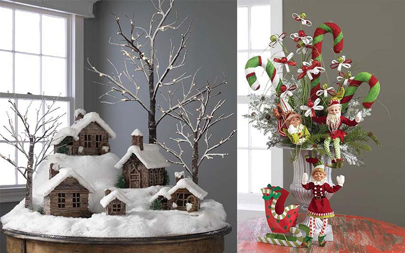 ... Christmas Home Decorating Ideas ...
