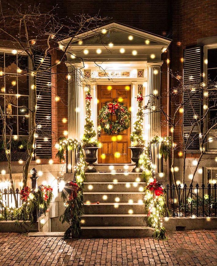 Quiet Corner:Outdoor Christmas Yard Decorating Ideas