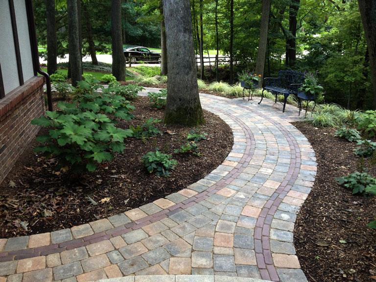 Quiet Corner Garden Walkways Tips And Ideas Quiet Corner