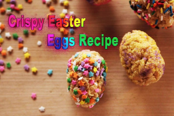 Crispy Easter Eggs Recipe