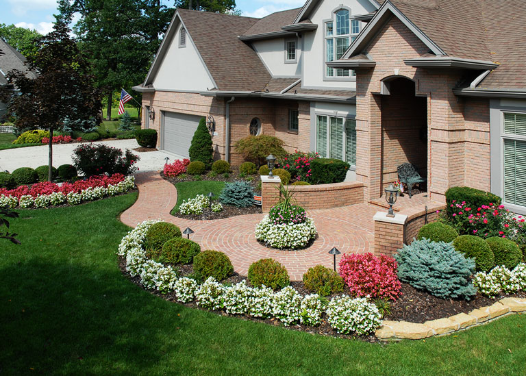 quiet corner front yard landscaping ideas and tips