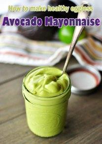 How to make Avocado Mayonnaise