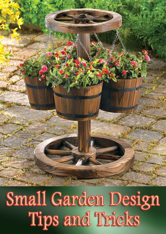 Small Garden Design U2013 Tips And Tricks