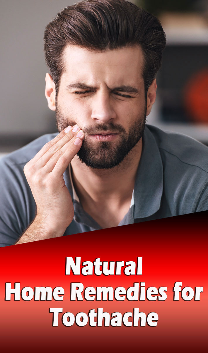 Natural Home Remedies for Toothache