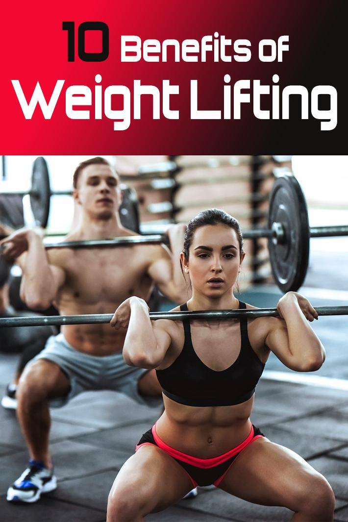 10 Benefits of Weight Lifting - Quiet Corner