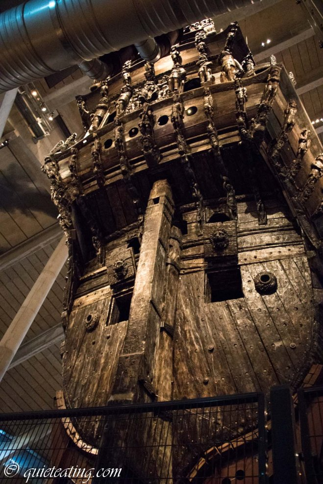 This is the Vasa. A great ship.