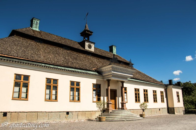 Historical building