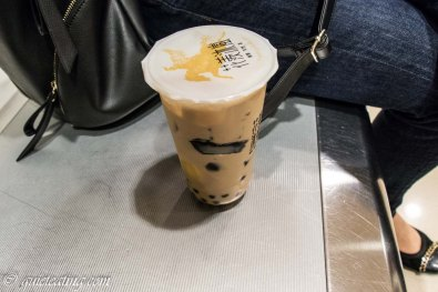 Lai cha - milk tea